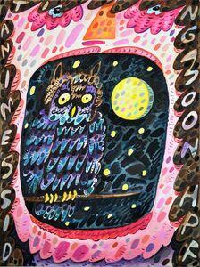 Howard Fonda, 'Untitled (Disseminating moon)', 2016