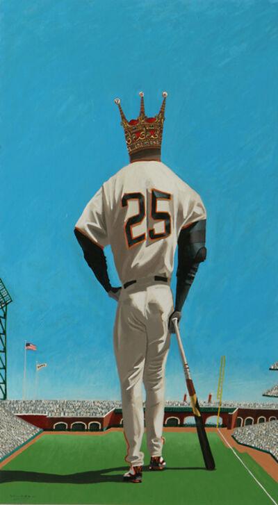 Mark ULRIKSEN, 'Home Run King,', 2007