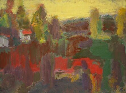Lidia Skargina, 'Landscape in Bukovom', 2012