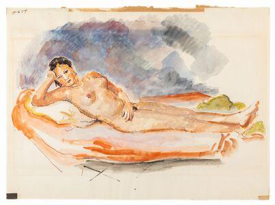 Bernard Karfiol, 'Cuban Nude'