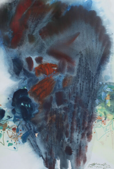 Chu Teh-Chun, 'San titre', 1995
