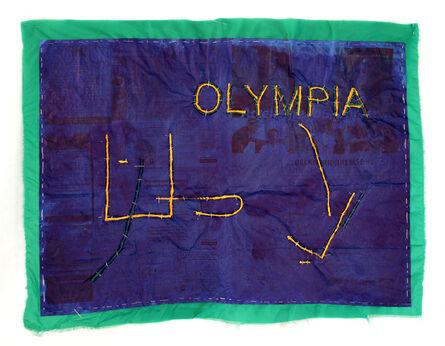 Yorgos Sapountzis, 'Olympia - Die Landschaften Griechenlands', 2014