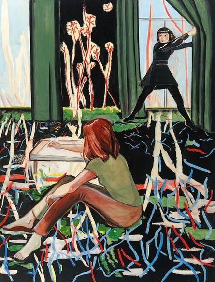 Rosa Loy, 'Ansporn', 2012
