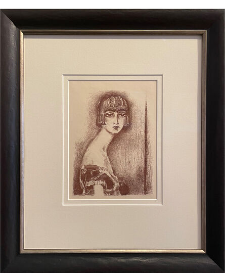 Kees van Dongen, 'La Perruque d'Argent', 1925