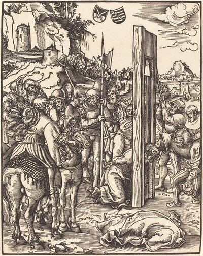 Lucas Cranach the Elder, 'Saint Matthias'