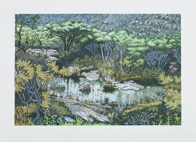 Rodrigo Andrade, 'Untitled 03 from Mato, Onda e Abstrato (Forest, Wave and Abstract)', 2015