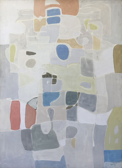 Beatrice Mandelman, 'Untitled (50-P63)', ca. 1955