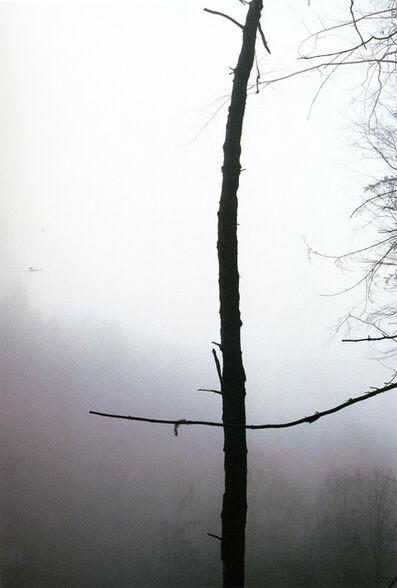 Jitka Hanzlová, 'Black Cross', 2004