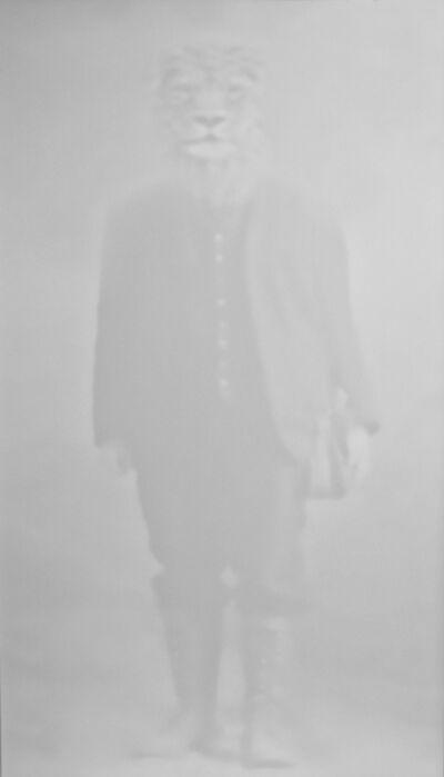 Halim Al-Karim, 'White Ash 9 2/3', 2014