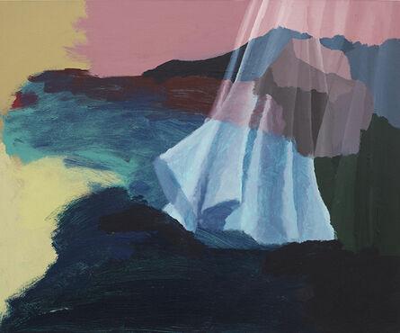Odessa Straub, 'Breakful Bounding Cliff Hanger', 2015