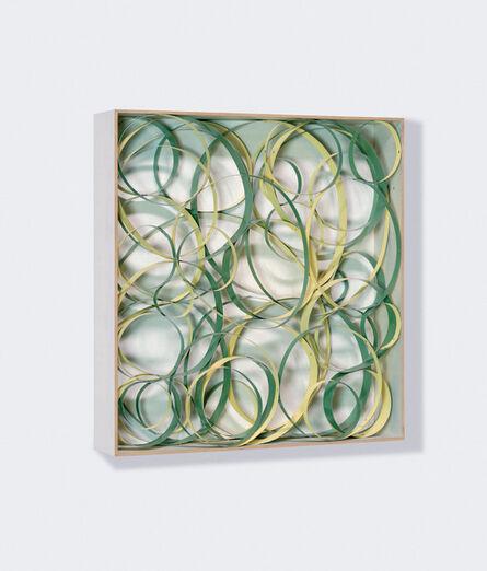 Beat Zoderer, 'Studie zu OP No.1 V.II auf vier Lagen', 2006