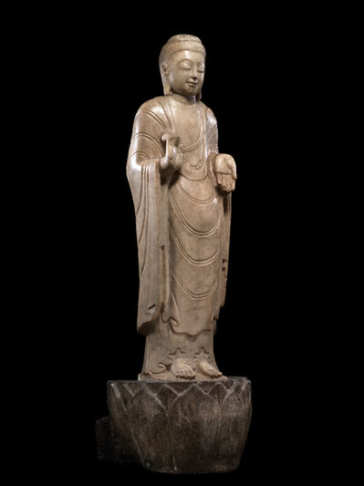 'Standing Buddha', 550-577