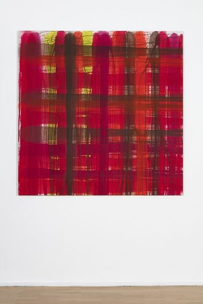 AA Bronson, 'Plaid #7 (In Collaboration with Keith Boadwee)', 2015