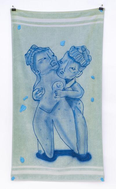 Radamés 'Juni' Figueroa, 'Erotic Beach Towel #1', 2020