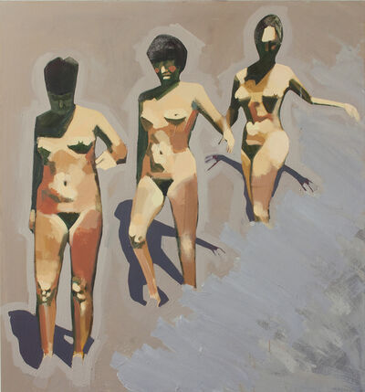 Anna Navasardian, 'Three Women', 2015