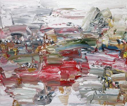 Chen Ping, 'Electronic Rainbow, Thousand Eyes', 2015
