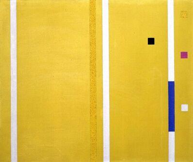 Friedrich Vordemberge-Gildewart, 'Composition No. 194', 1953