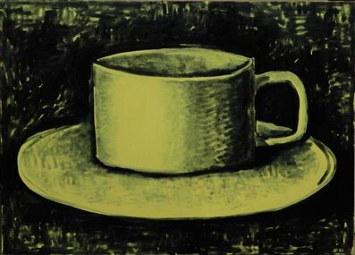 Aaron Fink, 'Yellow Cup', 1982