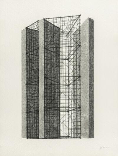 Giuseppe Uncini, 'Untitled', 1988