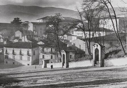 Henri Cartier-Bresson, 'Aquila, Abruzzi, Italy', 1951