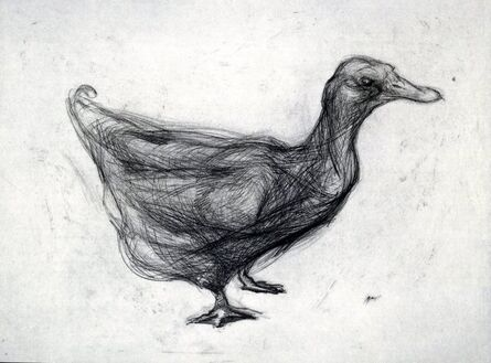 Nicola Hicks, 'Duck', 1996