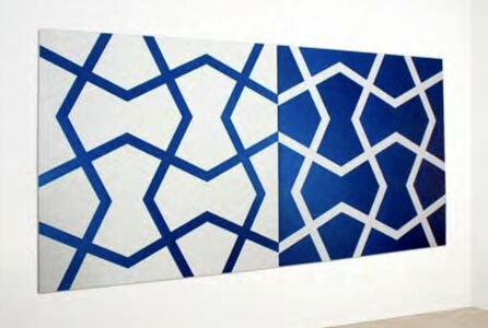 Steven Naifeh, 'Jali XXVII: Venetian Blue and White', 2011