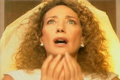 "Francesco Vezzoli, 'Marisa Berenson in ""A Love Trilogy: Self- Portrait with Marisa Berenson as Edith Piaf""', 1999"