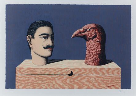 René Magritte, 'Pierreries', 1968