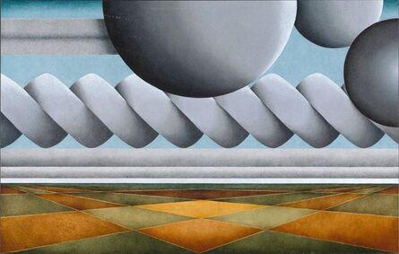 Mark Leonard, 'Constable Landscape I', 2012