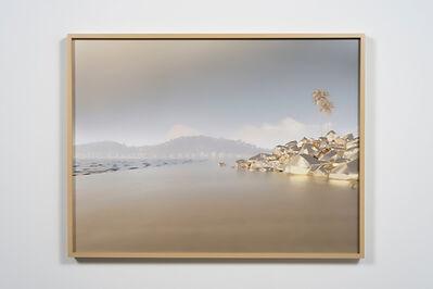 Joe Sola, 'Beach with Rocks', 2020