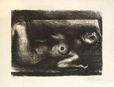 David Alfaro Siqueiros, 'Untitled', 1930
