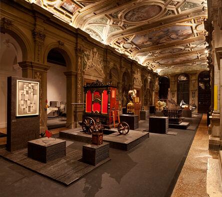 """'""""Art or Sound"""" Exhibition view at Fondazione Prada, Venice', 2014"""