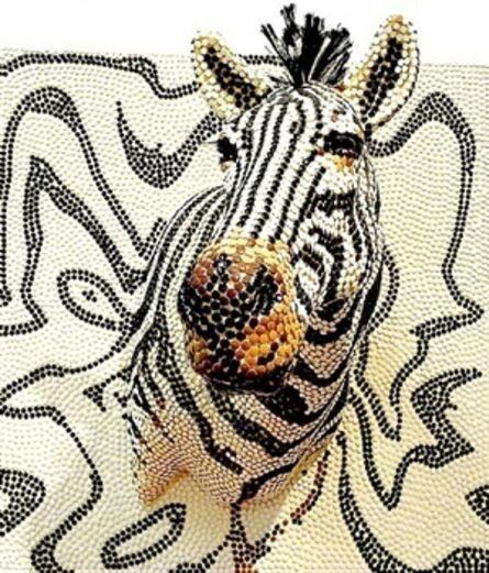 Carlo Pasini, 'Zebra', 2011