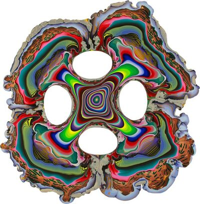 Holton Rower, 'Bowery Two Step', 2018