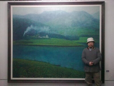 Chen Zhang Hong, 'The Paradise - Calm', 2010