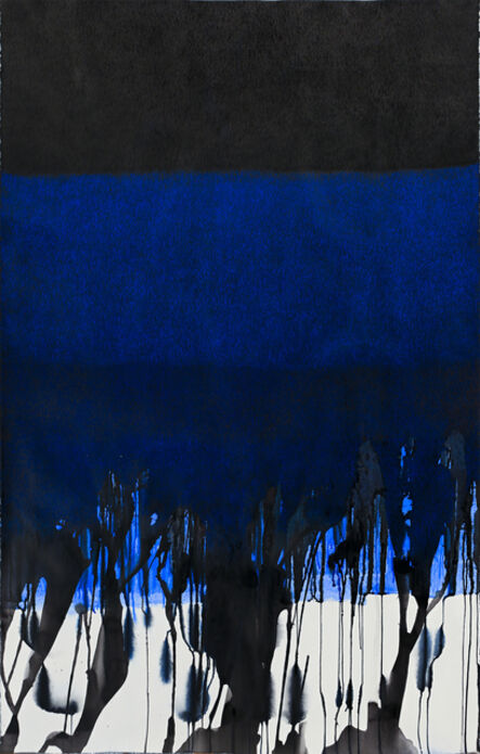 Mohammed Kazem, 'Soundless II ', 2015
