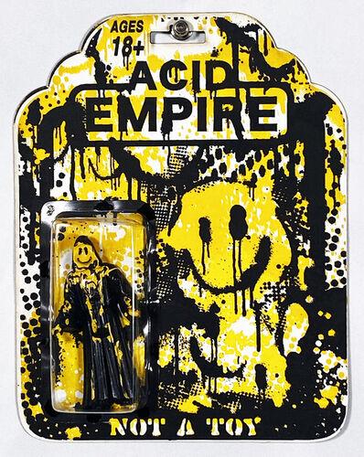 Ryan Callanan (RYCA), ''Acid Empire' (figure)', 2014