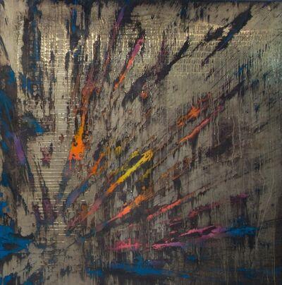 Martin Gremse, 'Aqua Aluminium Daffodil 2', 2015