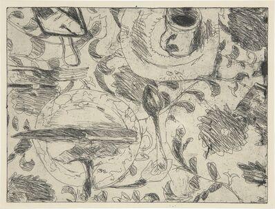 Richard Diebenkorn, '#36 from 41 Etchings Drypoints', 1964