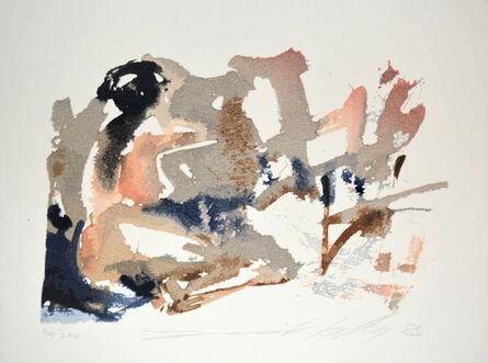 Daniel Kelly, 'Bullseye', 1985