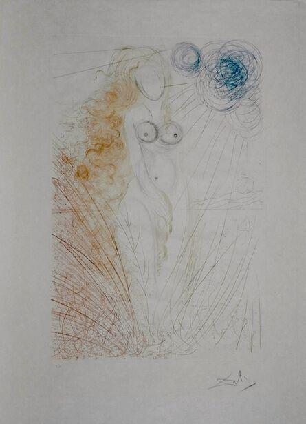 Salvador Dalí, 'Hommage a Albrecht Durer Birth of Venus', 1971