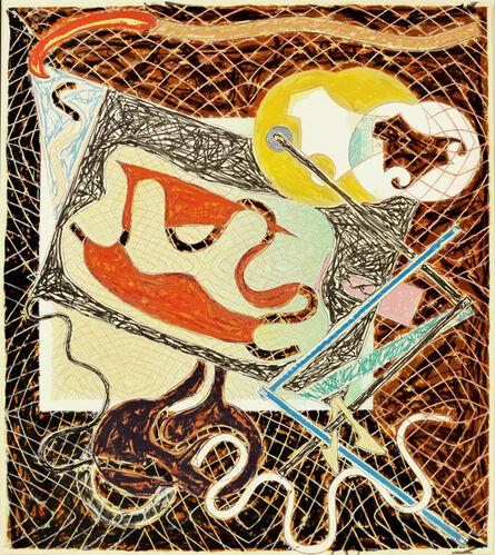 Frank Stella, 'Shards III', 1982