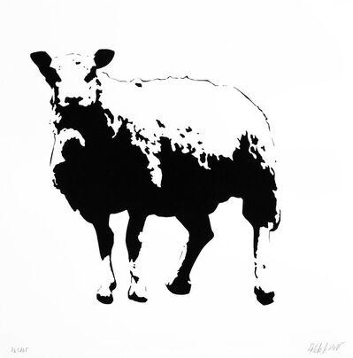 Blek le Rat, 'Sheep', 2006