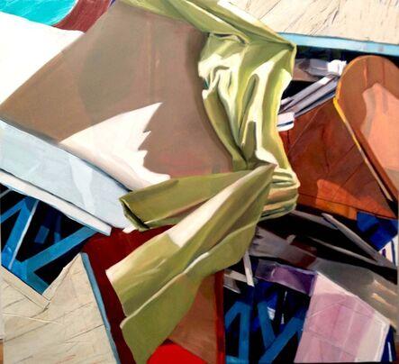Medrie MacPhee, 'For Pontormo', 2012