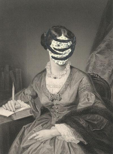 Kirsten Stolle, 'Mrs. William Hawthorne 1860/2015 from the series de-identified', 2014