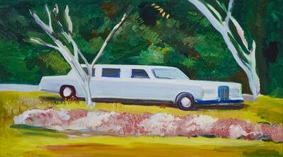 Stephen Lack, 'White Limo', 1989-1990