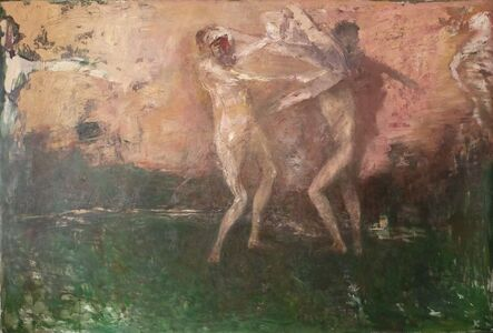 Miklos Bokor, 'Le Combat', 2002