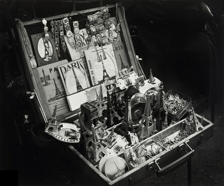 Ilse Bing, 'All of Paris in a Box', 1952