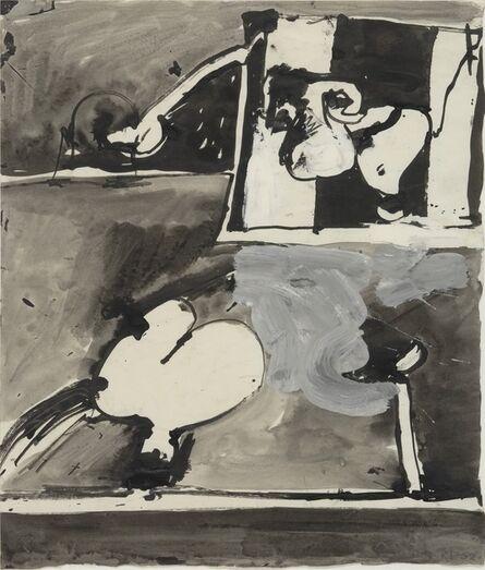 Richard Diebenkorn, 'Untitled (Urbana)', 1952
