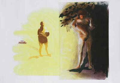 Eric Fischl, 'I from Beach Scenes Series', 1989